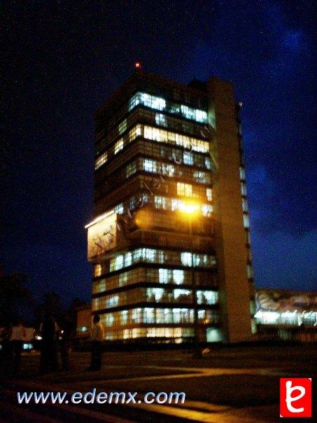 Torre de Rectoría, ID239, Iván TMy©, 2008.
