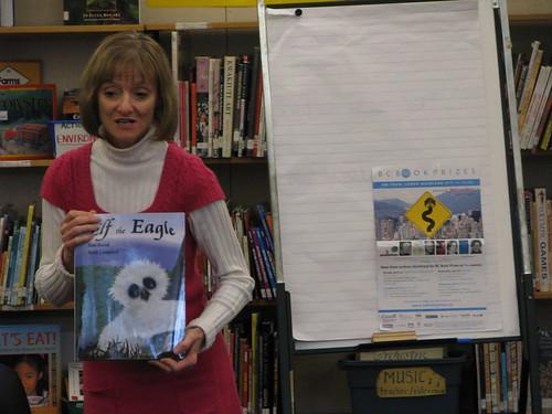 Ruth at Grandview elementary