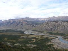 Fitz Roy - trek - vallee