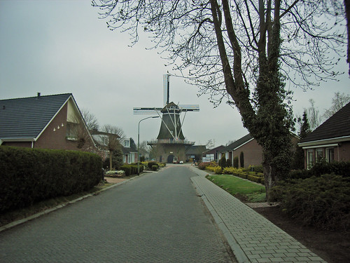 Photo windmolen De Hoop in Sleen