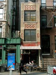 St. Mark's Place near Second Avenue (Jim Lambert) Tags: nyc newyorkcity usa eastvillage ny newyork architecture buildings us spring unitedstates manhattan 2008 2ndavenue stmarksplace 2ndave secondavenue stmarkspl secondave april2008 spring2008 april252008 04252008 25april2008