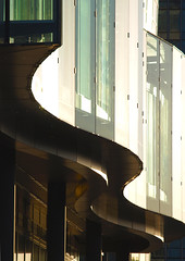 Architecture in Amsterdam (kwikzilver) Tags: city urban abstract detail building glass dutch amsterdam architecture modern facade office matthijsborghgraef wave headquarters highrise zuidas abnamro zuid kwikzilver archidose peicobbfreedpartners