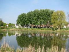 IMG_2295 (kassandrus) Tags: netherlands hiking dike muiden