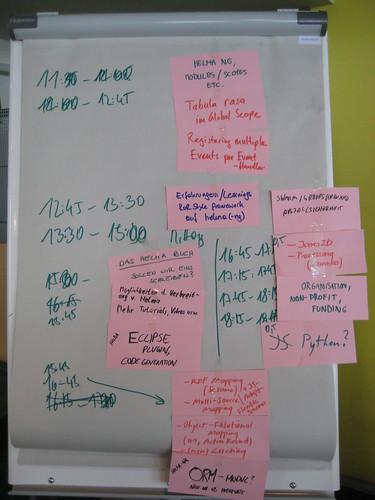 Helma meeting schedule