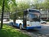 GVBA midibus 014 Buikslotermeerplein Amsterdam-Noord (Arthur-A) Tags: man bus netherlands buses amsterdam nederland autobus gvb bussen berkhof buikslotermeer gvba