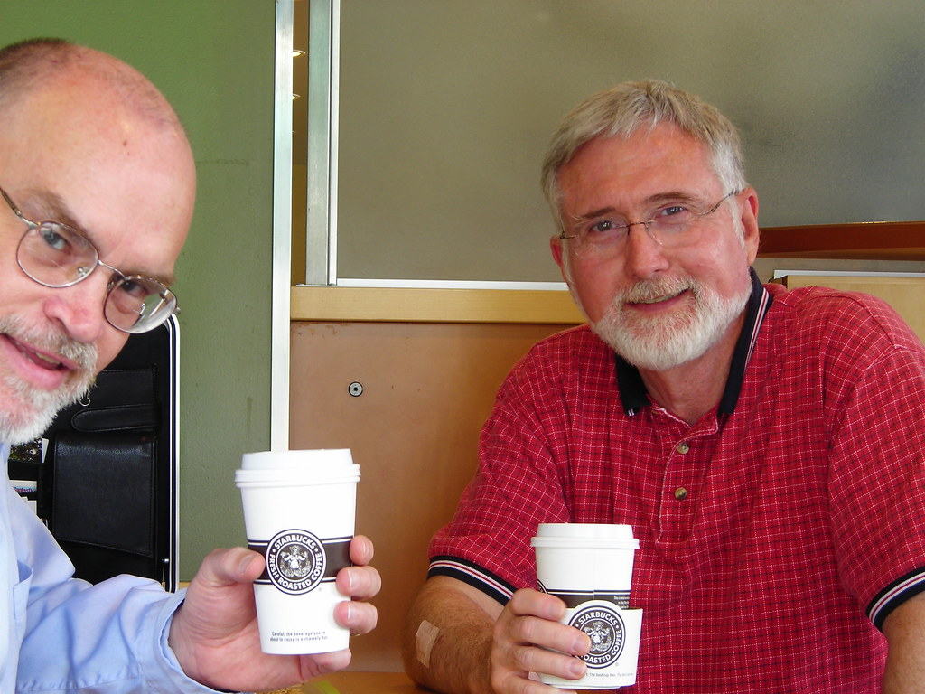 Cheers to you from Starbucks: Coffee shops 2008, #15