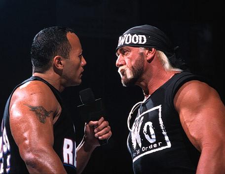 wwe rock. WWF The Rock