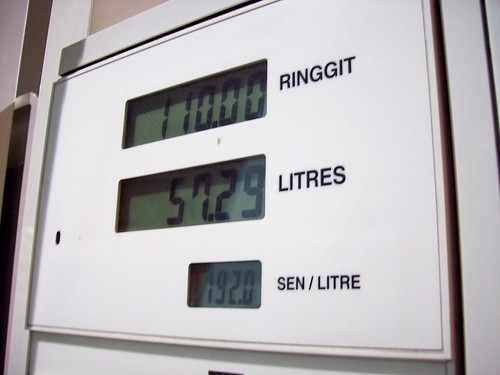 Malaysia Petrol Price