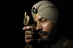 Sikh Soldier of the Indian Army (Captain Suresh Sharma) Tags: india infantry training religious concentration uniform asia fighter symbol outdoor traditional instrument warrior turban sikh punjab insignia ethnic minority navigation compass punjabi headdress singh pathfinder sardar panjabi headgear vigilant aiming footsoldier indianarmy religioussymbol onduty fauji navigationaid infantrysoldier navigationalaid magneticcompass findingdirection busyatwork wellbuilt sikhregiment indiansoldier soldierinuniform brasscompass captsureshsharma sikhsoldier directionfinder warequipment portraitofsikh portraitofsikhsoldier youngsikh conventionalcompass analogcompass oldstylecompass compassbeingused compassinhand qualitycompass colkaranmahajan 2ndsikh sikhbattalion fiercesoldier indiansikh equipmentinuse sikhportrait navigationinstrument sikhmale workingwithconcentration compassinuse soldierusingcompass reliablecompass wellbuiltcompass soldiernavigating turbanpleats