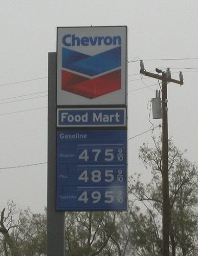 Highest Gas Prices Yet