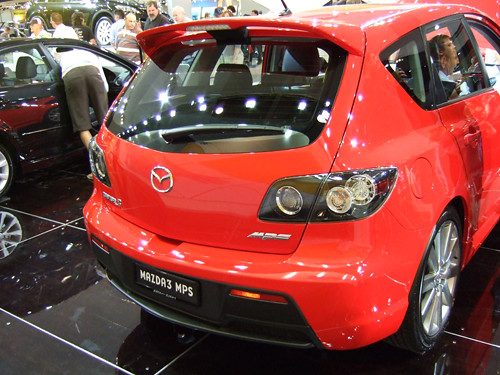 Mazda 3 MPS by Yor..
