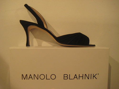 manolo blahnik shopping
