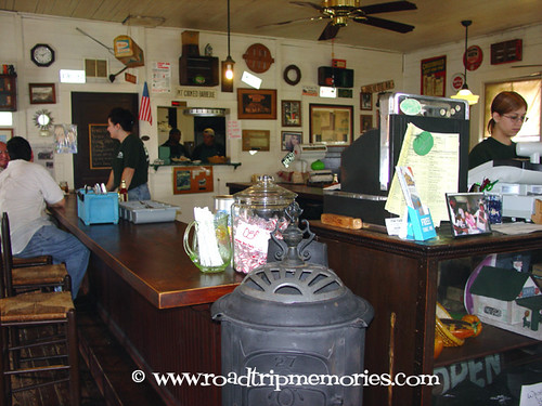 Whistle Stop Cafe - Juliette, GA