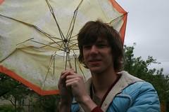 My cousin (Lplatebigcheese) Tags: morning summer june countryside russia moscow dacha vladimir usad