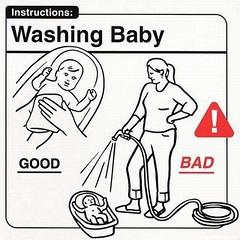 washing-baby
