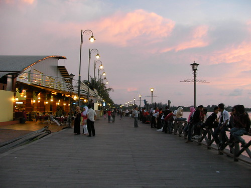 Kota Kinabalu Seafront