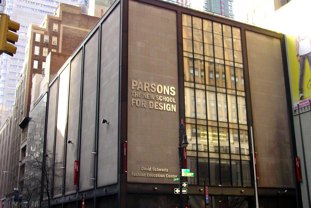 Manhattan Parsons Design School