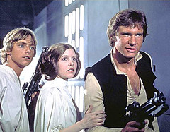 Star Wars (Jonah Sparks) Tags: star princess luke solo anakin wars han leia skywalker organa