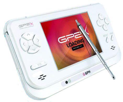 GP2X F200 en Harcore Gamer