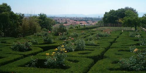 Giardino Villa del Palco