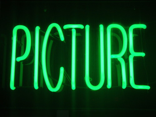 The Word Picture in Neon
