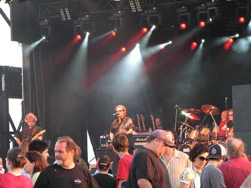 April Wine play Canada Day