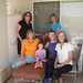 Dianne Barb Octavia Carolyn Denise Marilyn at Barb's place