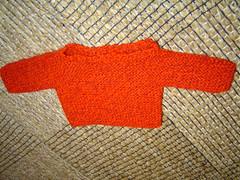 Camisola de tricot...