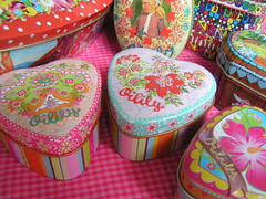 oilily tin collection