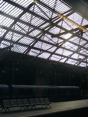 limesreet station (laura%&!) Tags: sun trainstation limestreet