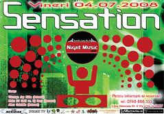 04 Iulie 2008 » Sensation