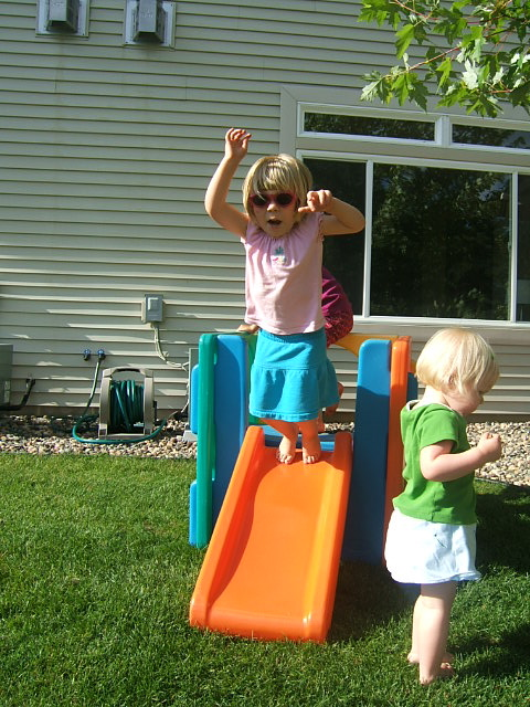 Slide Jumpers - 1