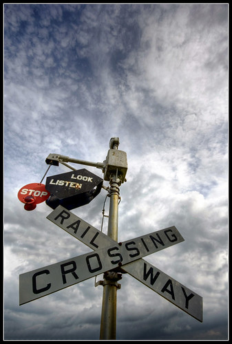 Rail Crossing Way