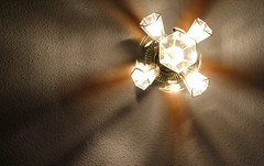 Lights, Day 16: Living Room Ceiling Fan