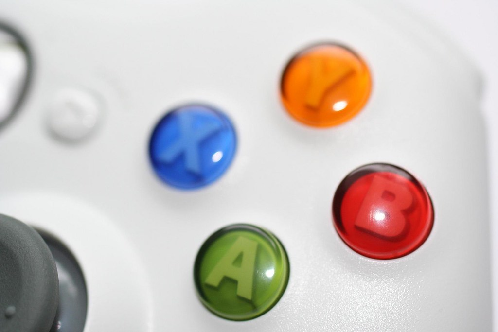 360 Buttons