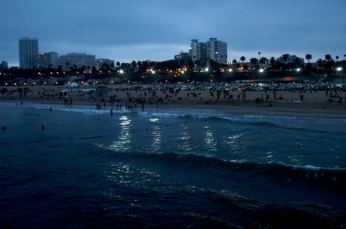 Grunion Mating Grounds