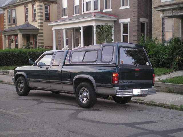 truck 1995dodgedakota