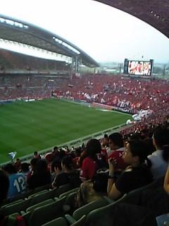 Urawa Reds vs Kawasaki Frontare