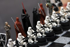 Star Wars Chess Set (Empire)