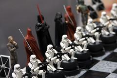 Star Wars Chess Set (Empire)