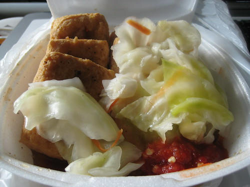 Taiwanese Stinky Deep Fried Tofu