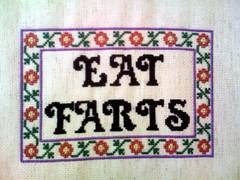 eat farts