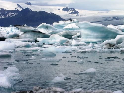 Gletschersee  Jokulsarlon(3)