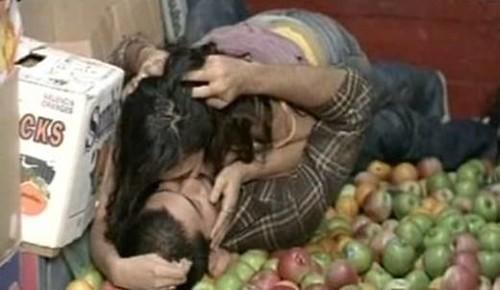 Gambar Fasha Sandha dan Farid Kamil Cium Mulut Superimpose?