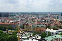 Munich Mnchen Toits 3 (paspog) Tags: munich mnchen roofs toits