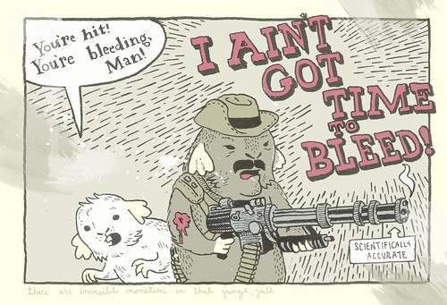 Guinea Pig Theatre: Predator