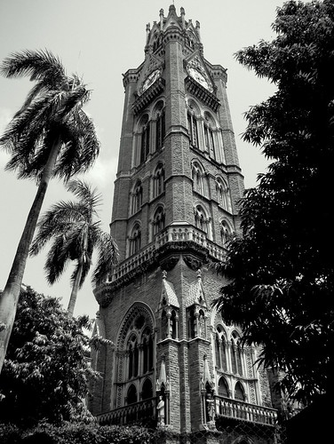 Rajabai Clock Tower