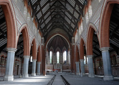 Cane Hill Lunatic Asylum, Coulsdon - Chapel (Ogof. (Mike McLean)) Tags: abandoned surrey lunatic asylum derelict mental coulsdon 1755mm urbanexplorers nikond200 canehill
