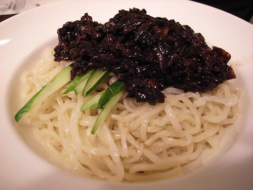 帕米爾新疆餐廳:帕米爾炸醬麵