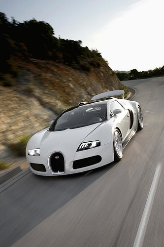 Bugatti Veyron Grand Sport6